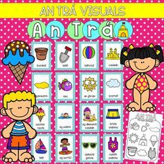 """posters as gaeilge based on the theme of """"An Trá"""" Also included: worksheet - eist agus dathaigh """"An Trá"""" header School Resources, Teacher Resources, Irish Language, Classroom Inspiration, Primary School, Irish Beach, Back To School, Teaching, Posters"""