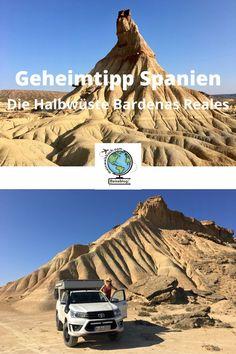 Im Norden Spaniens in der autonomen Gemeinschaft Navarra gibt es eine Landschaft, deren bizarre, ockerfarbene Felsformationen man eher in einem Nationalpark der USA erwartet: die Halbwüste Bardenas Reales. In diesem Beitrag verrate ich dir alle Informationen und Highlights für deinen Besuch!