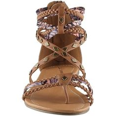 Gladiator Sandals With Heels, Call It Spring(TM) Galeana Beaded Gladiator Sandals