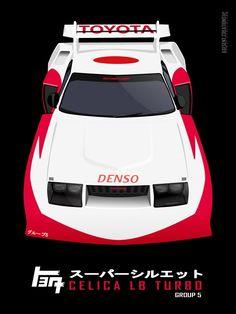 Toyota Celica LB Turbo, Groep 5.