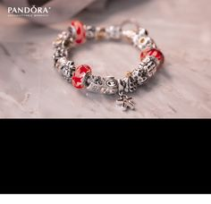PANDORA Jewelry  I have one in pastel  colors