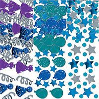 Royal Blue Decorations - Blue Paper Decorations, Custom Banners & More - Party City