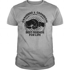 Granddad  Grandson Best Friends For Life Kids Shirts Kids Premium T Shirt