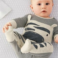 Cow 2 Piece Outfit for Baby