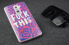 Stylish OEM Στυλάτη Θήκη F*ck This (LG G2) - myThiki.gr - Θήκες Κινητών-Αξεσουάρ για Smartphones και Tablets - F*ck This Oem, Phone Cases, Stylish, Phone Case