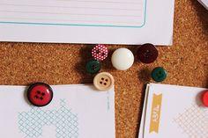 Decoração criativa, econômica e handmade no home office da Eva Mota, do blog Ateliê Casa de Maria.