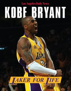 Kobe Bryant: Laker for Life | Celebrate his incredible career!