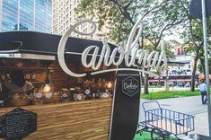 Carolinas coffee van in Rio de Janeiro | heneedsfood.com