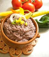 Refried Kidney Beans