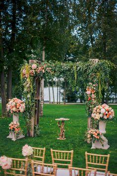 идеи свадебного декора летняя свадьба весенняя свадьба LID'S EVENTHOUSE