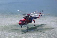 Erickson Air-Crane Excellence in Precision Rotorcraft