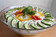 Nicis Eier-Thunfisch-Schichtsalat