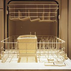 How To Clean Dishwasher With Vinegar. ALSO:  Clean your dishwasher drain out without the use of chemicals. Pour 1/2 CUP SALT, 1 CUP BAKING SODA, 2 CUPS WHITE VINEGAR  into the drain - Pour the ingredients exactly in that order. The chemical reaction of the mixture will clean the drain.