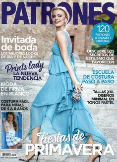 PATRONES revista 361 Fiestas de Primavera.-