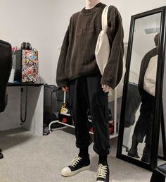 men's fashion tips Indie Outfits, Retro Outfits, Grunge Outfits, Casual Outfits, Fashion Outfits, Fasion, Fashion Ideas, Fashion Tips, Vetement Fashion