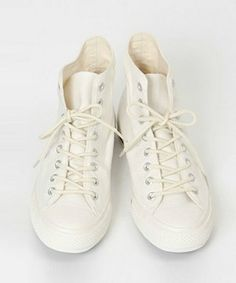 Minimal + Classic: Margaret Howell | MHL x Converse