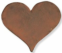 Heart Cast Iron Stepping Stone, 12-Inch by Sunset Vista. $41.95. Sunset Vista Designs Garden Essentials has everything you need to decorate indoors or out, also makes a great gift. Heart shaped Stepping Stone adds love to any home. 12-Inch long and 12-Inch wide. Made of cast iron. Garden stepping stone can also be used indoors. Whether marking a path through the yard, being displayed as art, or both, a Stepping Stone from Sunset Vista is a perfect addition to any ...