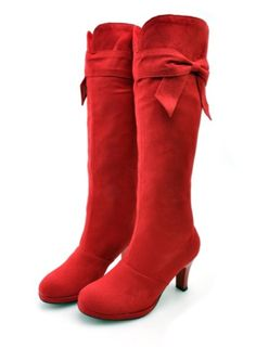 Mulan Red Boots by CABORCA | Boot Fever! INDIOSBOOTS | Pinterest ...