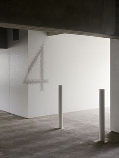 environmental typography :: mission bay block 27 parking structure