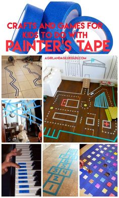 Super Easy Indoor Obstacle Course For Toddlers And