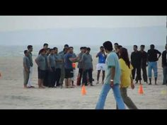 Goa's beaches Sports Activities - http://travelids.blogspot.com - It offer a wonderful and refreshing opportunities to indulge in the vigorous beach basketball and easier beach volleyball. There are Beach Sports, Casinos, Rave parties, river cruises and water sports to indulge in apart from exotic beach resorts.