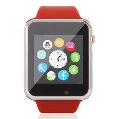 Smart Watch Step Counting Sport Tool Remote Camera and Sync Function for Android Mobile Phone