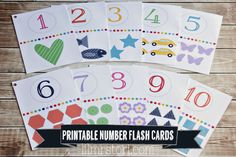 Games for Toddlers: Free Flash Cards