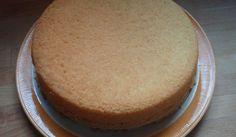 Tårtbotten som passar till bl a. gräddtårtor, prinsesstårtor och frukttårtor m.m.  PS: Utan mjölk.