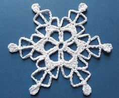 Ravelry: Snowflake #35 pattern by Barbara Christopher