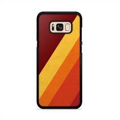 Retro 70s Color Palette 2 Samsung Galaxy S8 Plus Case | Caserisa