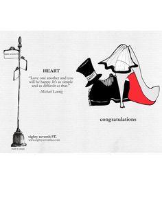 Wedding/Engagement Cards