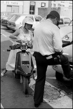 Leonard Freed, France, 1985. © Leonard Freed/Magnum Photos