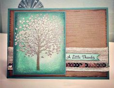 http://chloscraftcloset.blogspot.com.au/ - Stampin' Up!, Just Add Ink #269, Sheltering Tree