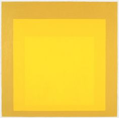 Homage to the Square, 1965 oil on masonite 32 × 32 in. (81.3 × 81.3 cm) 1976.1.79