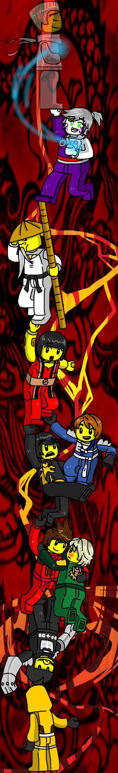 Lego ninjago #110 by MaylovesAkidah.deviantart.com on @DeviantArt