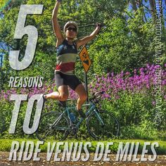 Taking the Long Way Home: 5 Reasons to Ride Venus de Miles
