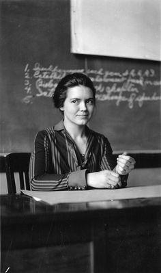Ethel Grace Stiffler c/o The Smithsonian