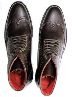 b0f9fde5c33 Brogue boots (men) Wills Vegan Shoes