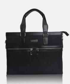 Verona Black, a masculine postman leather bag by Giorgio Agnelli. Postman Bag, Verona, Leather Bag, Men's Fashion, Bags, Moda Masculina, Handbags, Mens Fashion, Man Fashion