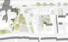 Ergebnis: Neubau Haus der Katholischen Kirche in Rav...competitionline