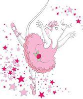 Inspiration for Angelina Ballerina Costume