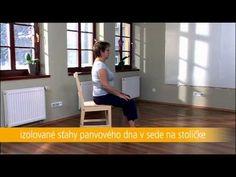 Inkontinencia - Cviky panvového dna - cvik č.5 - Hartmann SK - YouTube