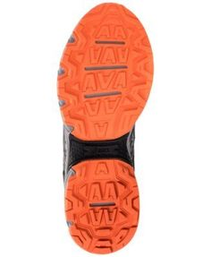 Asics Men's Gel-Venture 6 Trail Running Sneakers from Finish Line - Gray 11.5