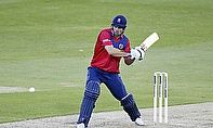 Thanks to half-centuries from England captain Alastair Cook and wicket-keeper Ben Foakes, Essex posted a score of 161 for five