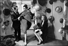 Pierre Cardin, 1962, Paris.