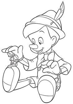 pinocchio 5 ausmalbilder für kinder. malvorlagen zum ausdrucken und ausmalen   ausmalbilder