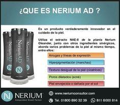 Que es Nerium AD , descubrelo en www.neriumconsultor.com