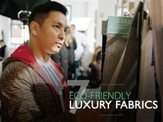 7 Eco-Friendly Fabrics That Will Disrupt the Luxury Fashion Industry | Ecouterre - Part 2