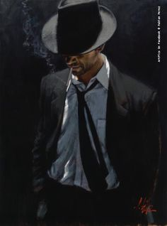 Fabian Perez, My favorite artist right now.