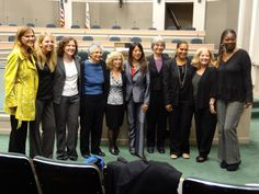 The Sin by Silence Bills team and Assemblywoman Fiona Ma make history in California to help incarcerated, battered women.